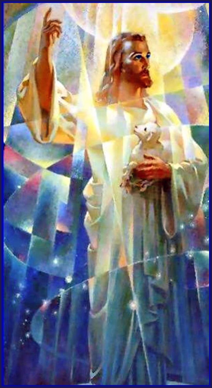 Transfiguration And while he was praying, the appearance