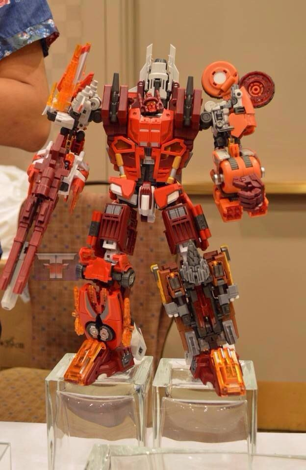 MakeToys Quantron - 3rd party Computron