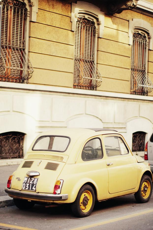 Fiat 500 love