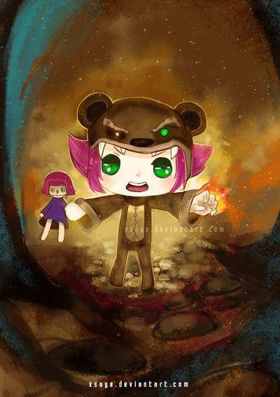 reverse Annie by Xsaye on DeviantArt