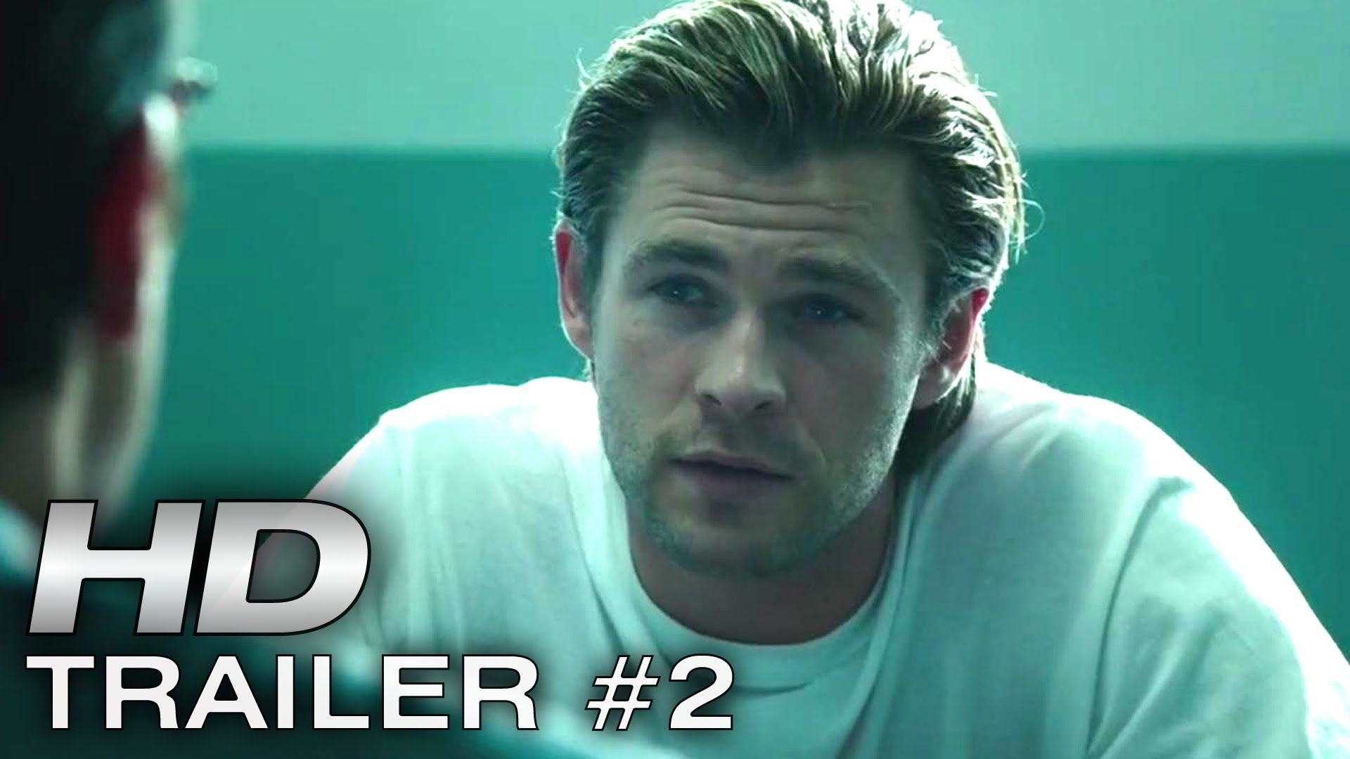 Blackhat Trailer #2 (2015) Chris Hemsworth Movie - Official