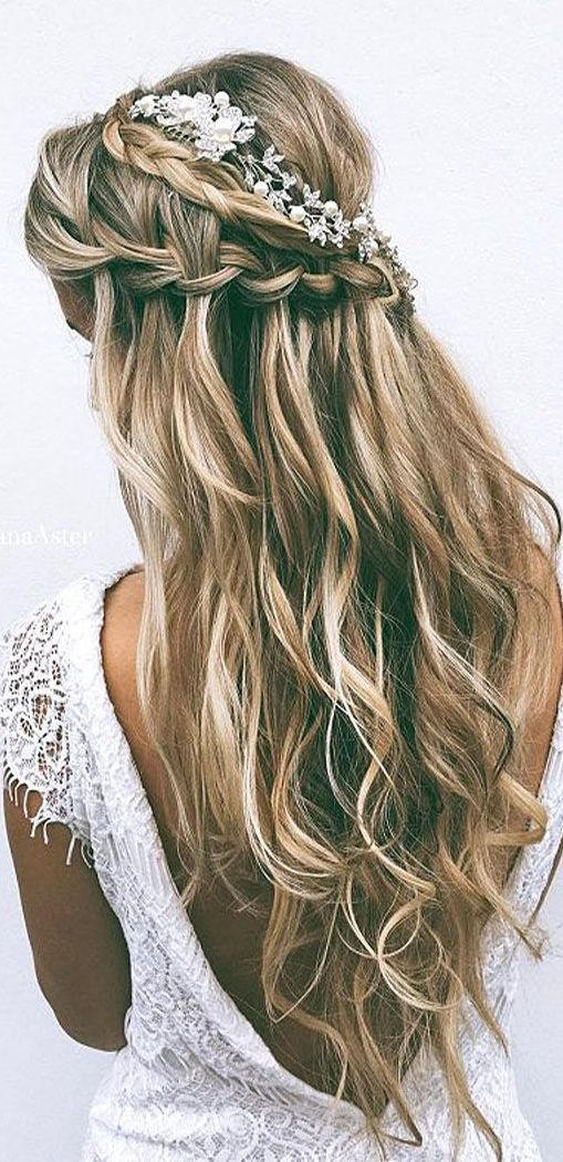 48 Our Favorite Wedding Hairstyles For Long Hair | Wedding ...