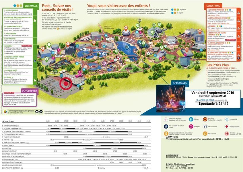 Blog De Didier Tourisme En Poitou Charentes Le Parc Du Futurosc Tourisme Parc Futuroscope Poitou Charentes