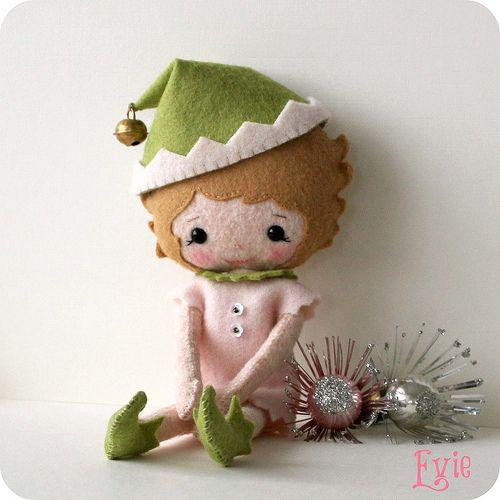 evie, a Christmas elf | navidad | Pinterest | Schöne Dinge, Mach ...