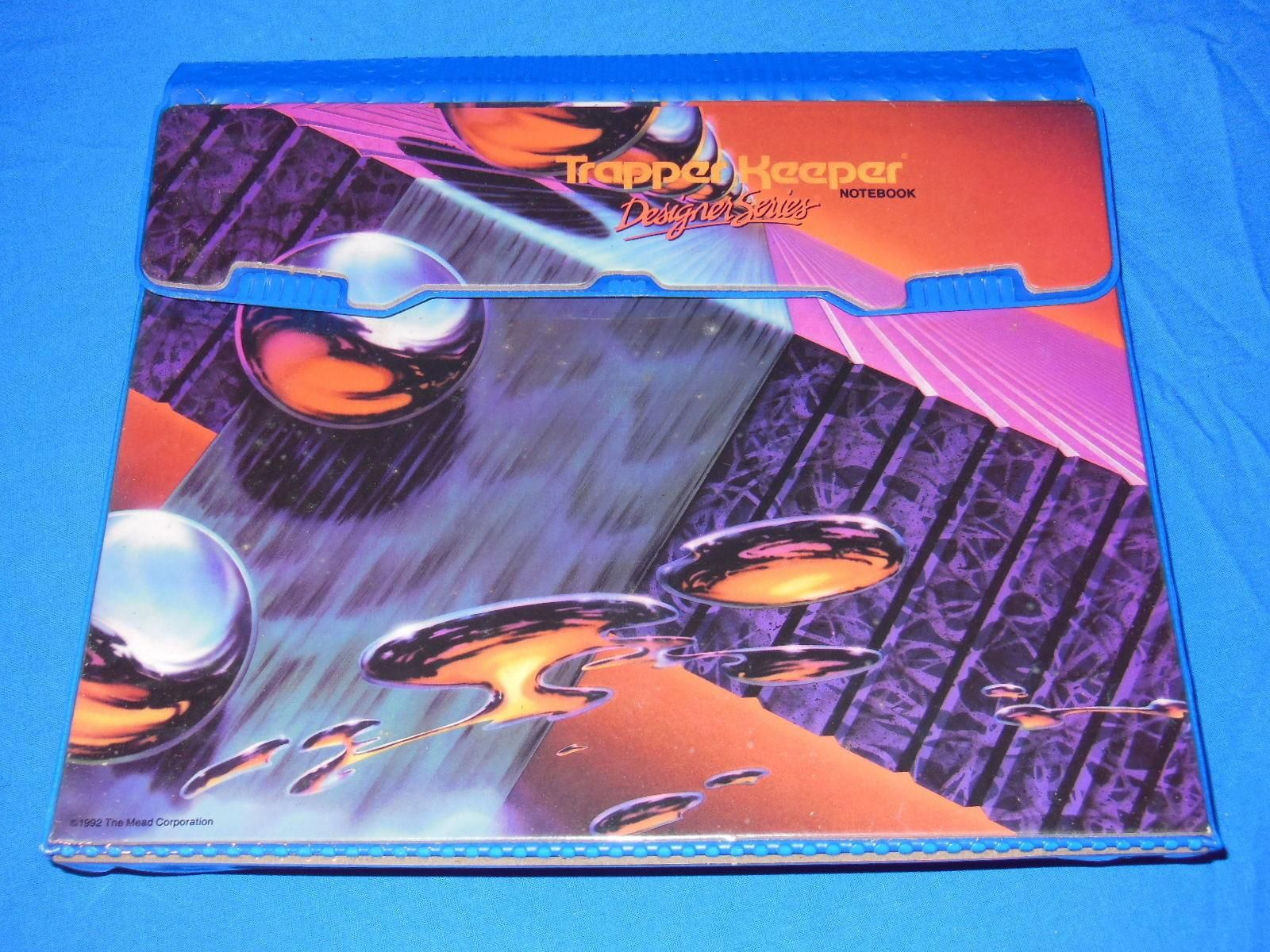 90s poster design - This Is The Exact Trapper Keeper I Had In The Early 90s