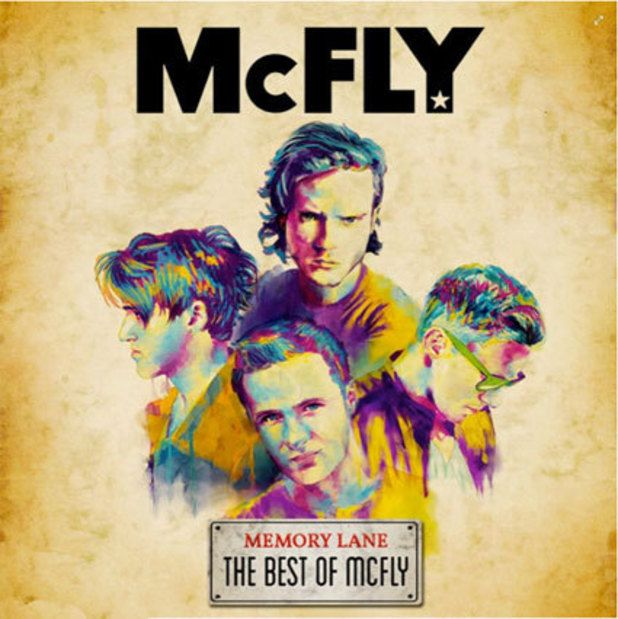 Mcfly Announce Memory Lane Album Music Best Albums