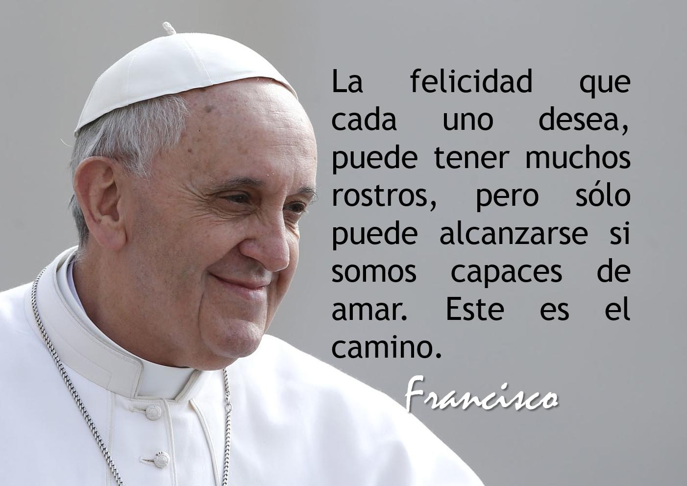 Resultado De Imagen Para Papa Francisco Frases Amor Pope Francis