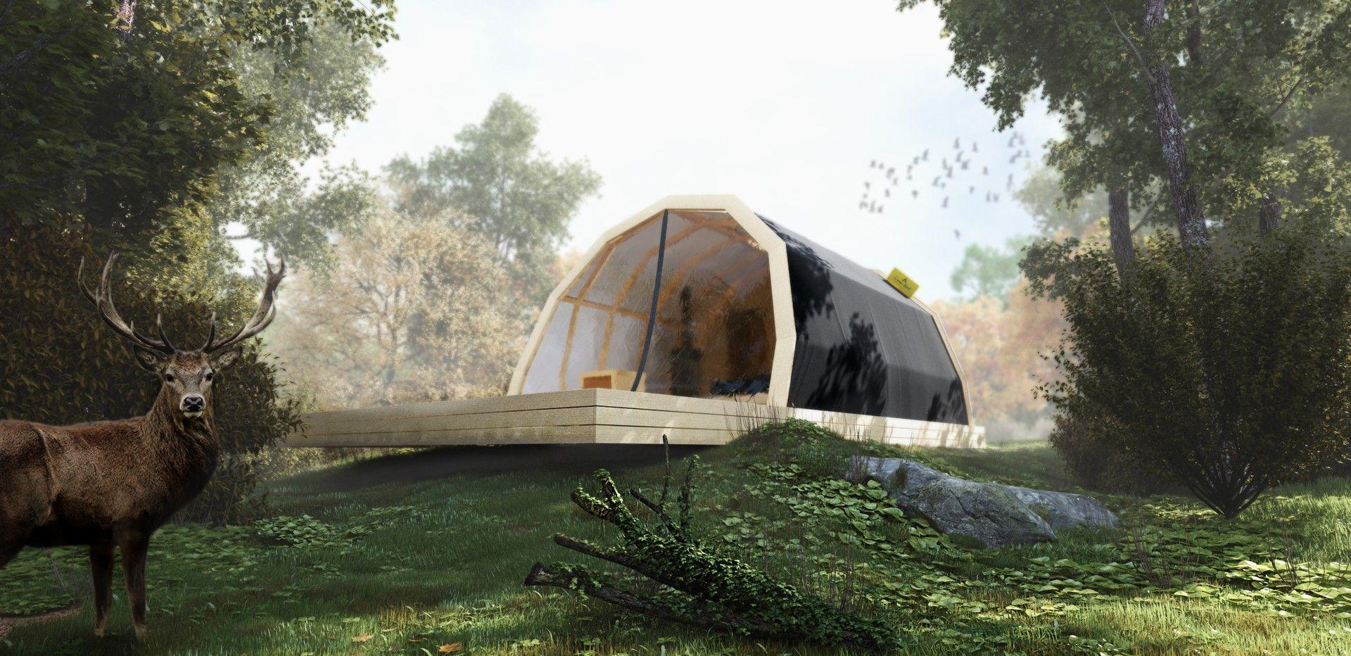 Glamping eli luksustelttailu yhdistää ulkoilun ja ylellisyyden. Glamping-teltat ovat kaikilla mukavuuksilla varusteltuja telttoja keskellä luontoa.