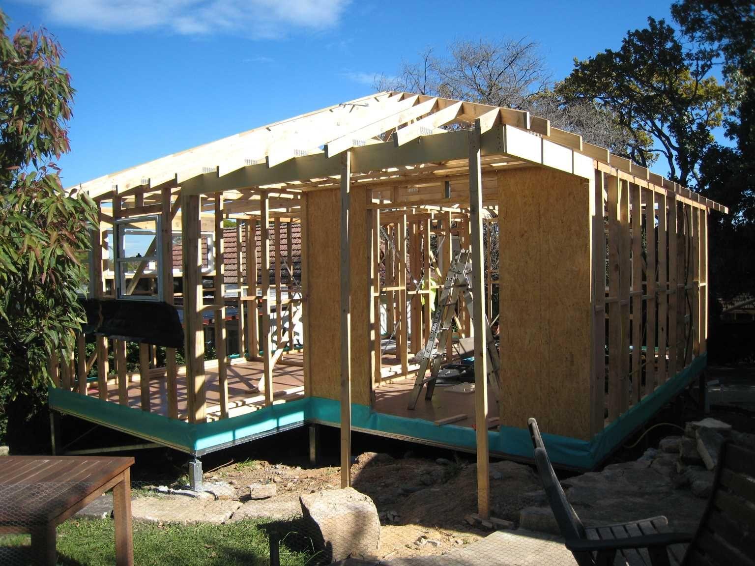 31 best granny flats examples using spantec steel floor framing