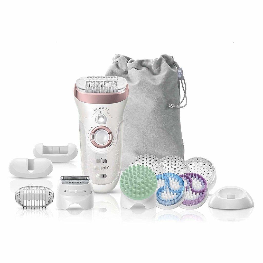 Braun Silk Epil 9 9 990 Skinspa Depiladora Mujer Electrica