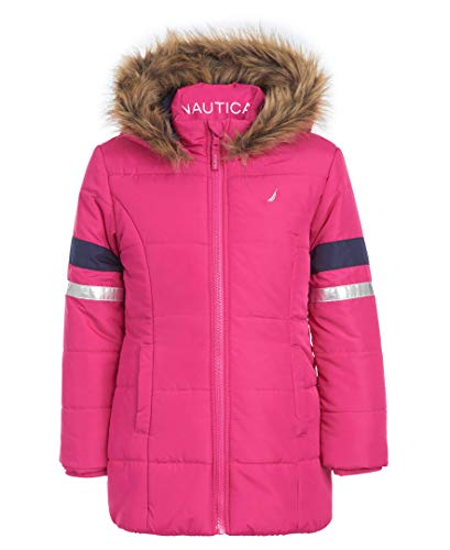 Uniors Zip Up Babo Fur Jacket With Quilted Lining