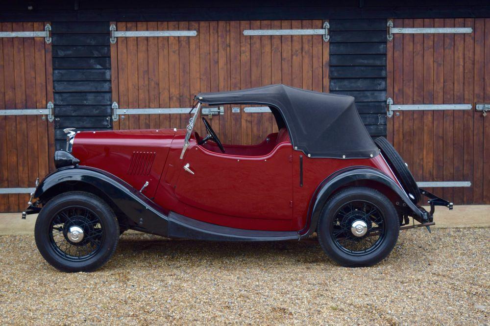 1935 Morris 8 Tourer   eBay   Austin Morris Wolsley   Pinterest ...
