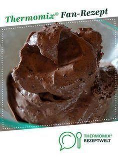Mousse au chocolat #gateauhalloweenfacile