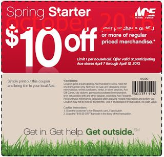 photo regarding Ace Hardware Printable Coupons named Ace Components Discount codes Discount coupons Free of charge printable discount coupons, Ace