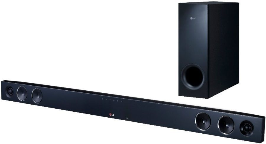 lg nb3530a 300w 2 1 channel sound bar with wireless subwoofer common shopping pinterest bar. Black Bedroom Furniture Sets. Home Design Ideas