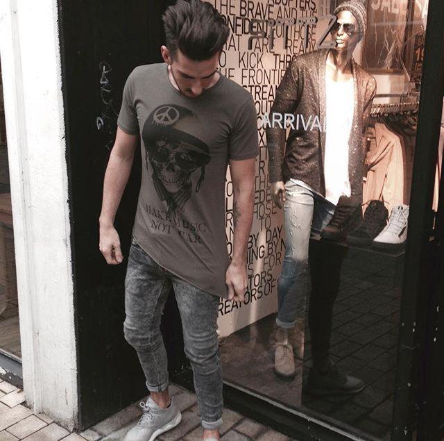 What we wear @fittztilburg our new zumo David Tee