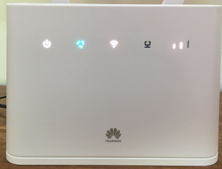 How to Unlock Ooredoo Huawei B310s-22 Router 1  Insert an unaccepted