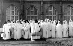 A group of sisters sent to Congo