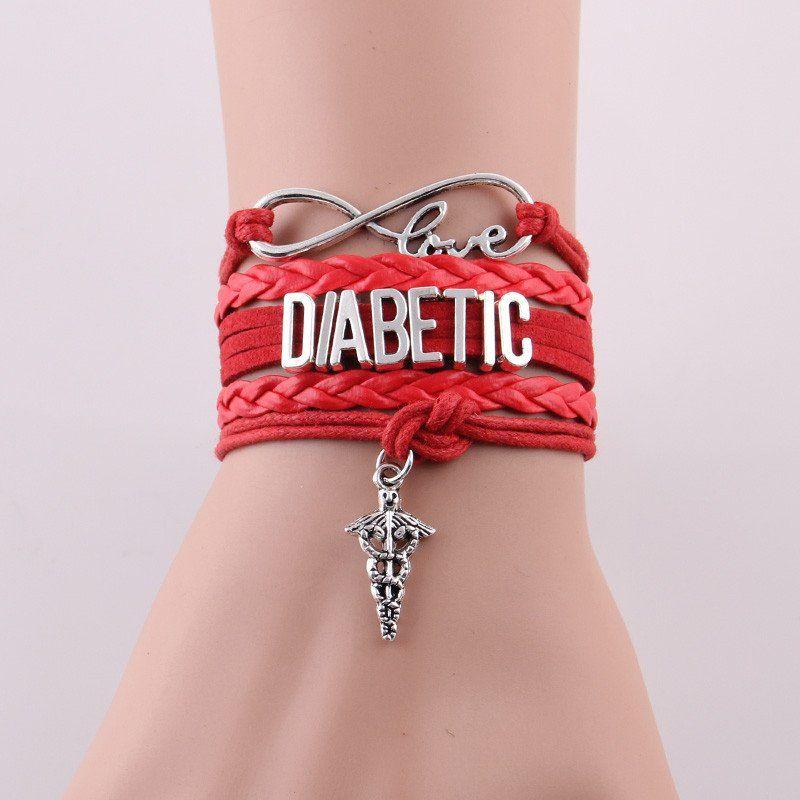 Free Diabetic Bracelet Just Pay