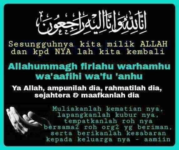 Salam Takziah Innalillahiwainnailaihirojiun Kutipan Quran Kata Kata Motivasi Kata Kata Inspiratif