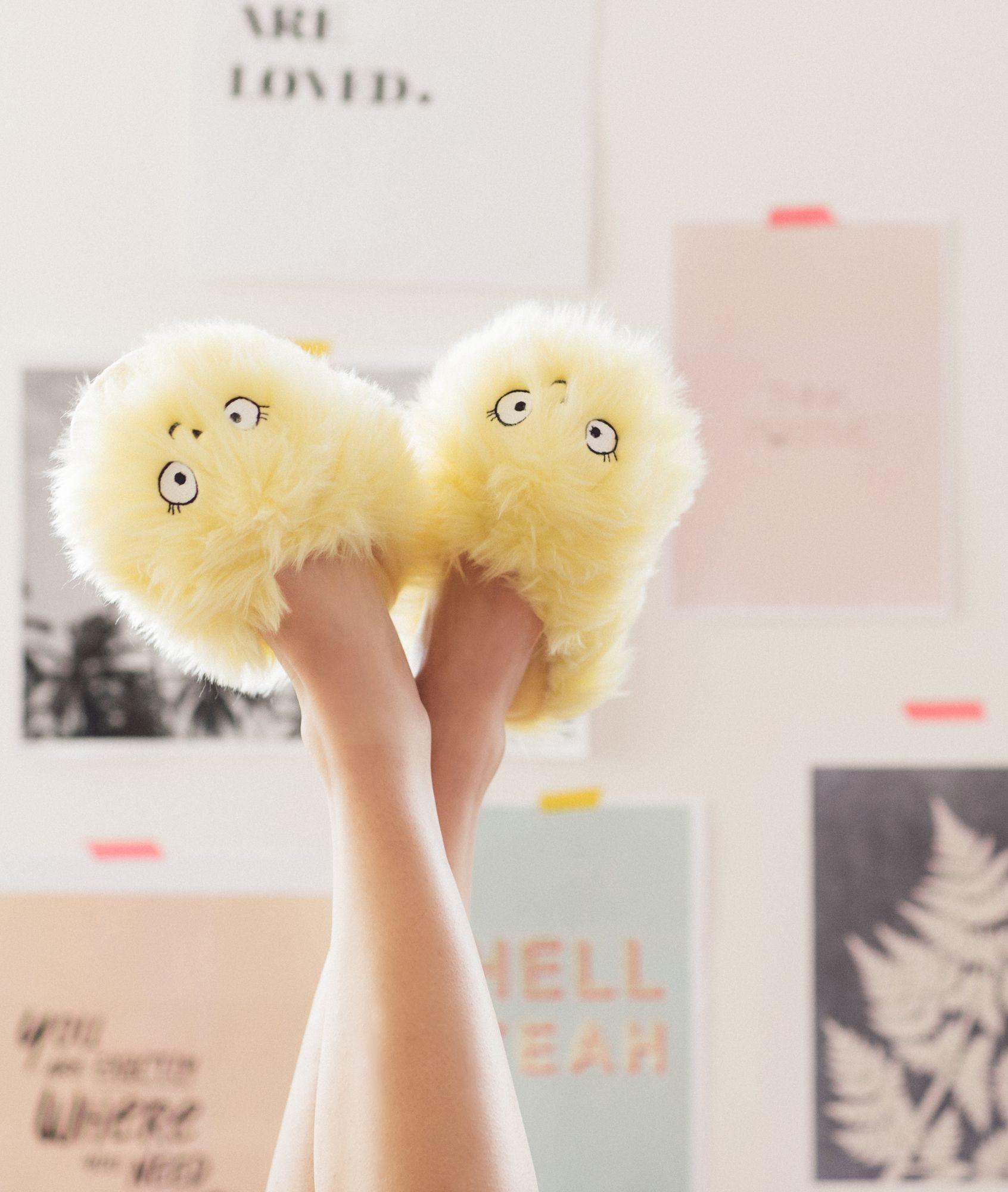 Pantoufles pour La Maison Pantoufles DInt/éRieur Pantoufles Femmes Yncc Warm Home Plush Soft Pantoufles Antid/érapantes Pantoufles Chaudes dhiver Pantoufles De Coton