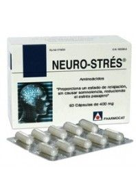 Fharmocat Neuro Stres 60 capsulas