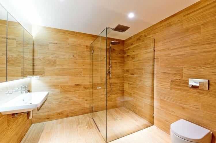 Fliesen Design Für Wand Und Boden Imitiert Angenehmes Holz