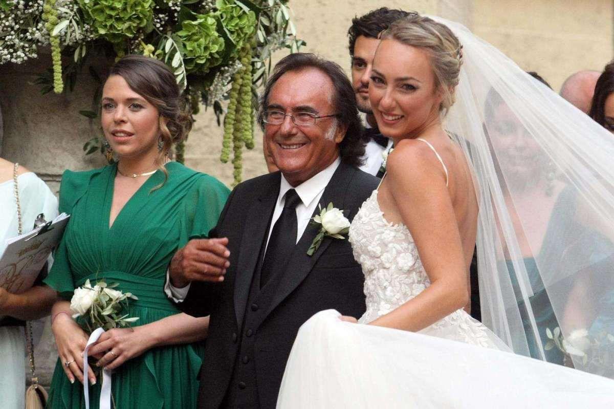 Cristel Carrisi Si E Sposata Al Bano Commenta L Assenza Di