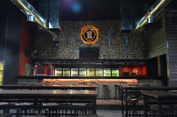 La Embajada Bar by Zite Pro, via Behance