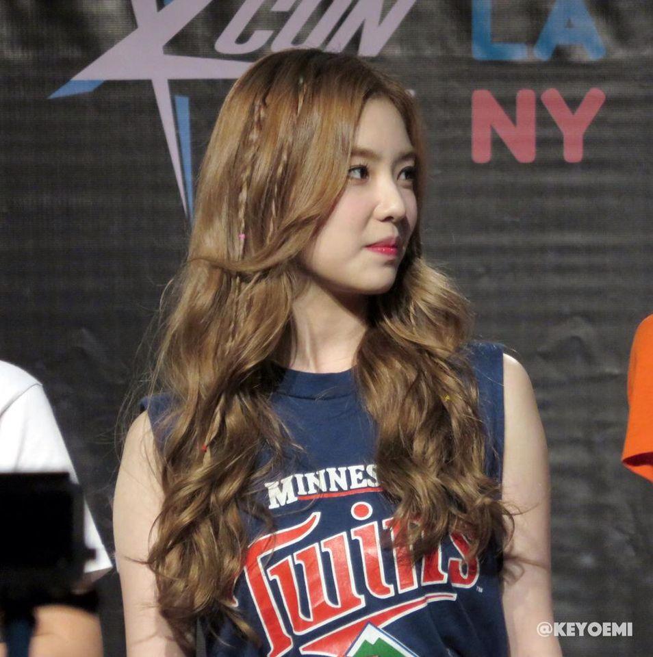Red Velvet Irene at KCON ©KEYOEMI