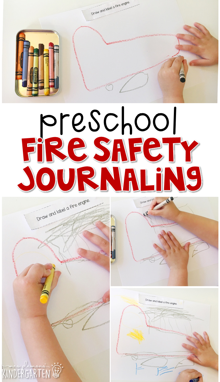 Pin by Jess Pow on Themes Fire safety preschool, Fire