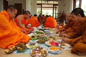 In Thailand, the master of the banquet or the exclusive guest sits at the seat of honour, which is the seat facing East or facing the entrance. The less important you are, the further away you sit from the seat of honour.
