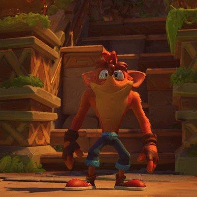 Coco Bandicoot Crash Bandicoot Bandicoot Crash Team Racing