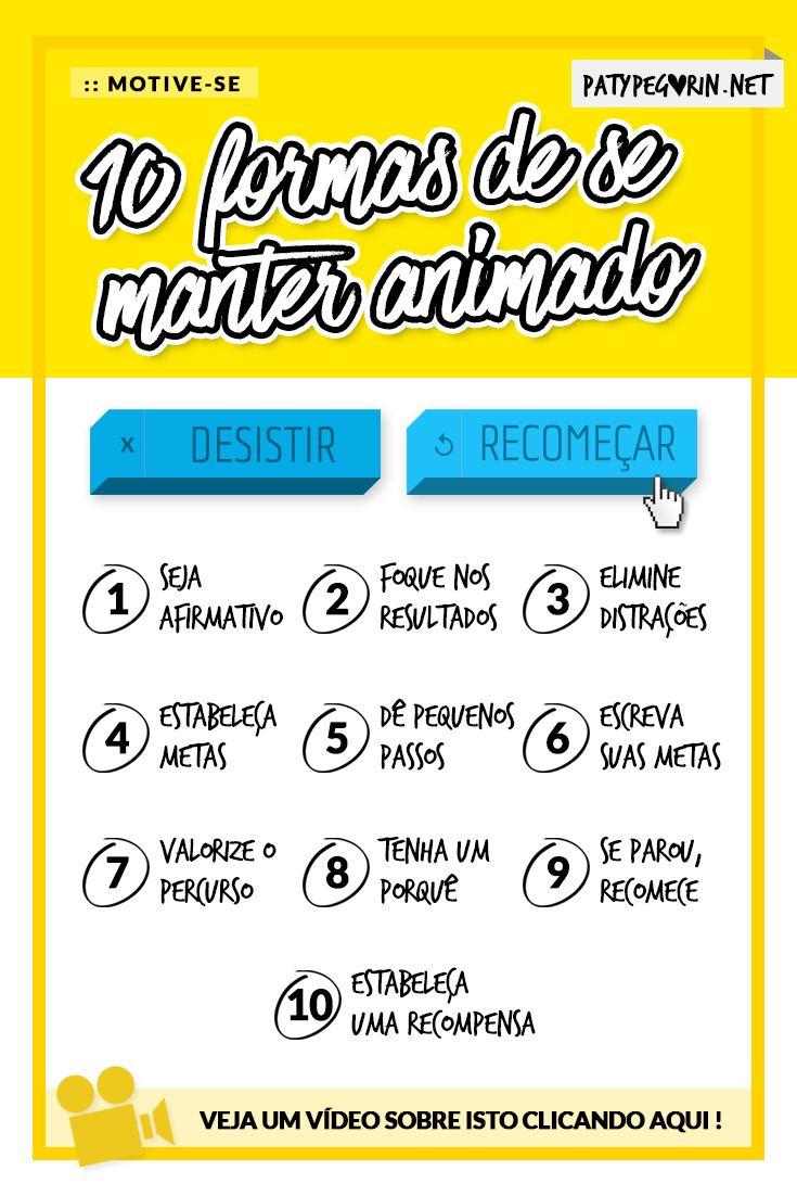 Vencer O Desânimo 10 Formas De Se Manter Motivado Coach