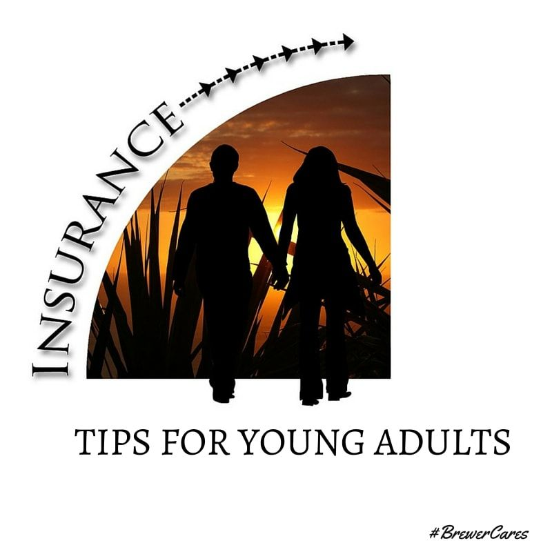 Insurance tips for young adults millennials insurance