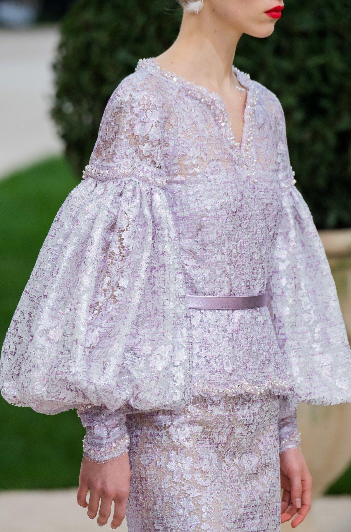Chanel Haute Couture Printemps-Été 2019 - Détails - #- #2019 #Chanel #Couture #Details #Haute #Printemps-Été