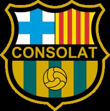 Gs Consolat Championnat National France Football Team Logos Football Logo Team Badge