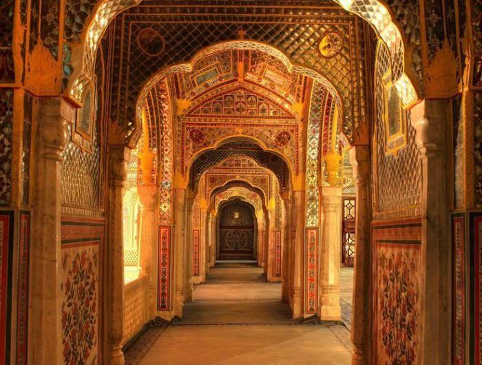 Visiter L Inde Rester Dans Un Palais Indien Pour Le Week End Ou