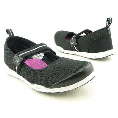 reputable site 4d5f5 fc1b6 Free Mary Jane SI Black Flats Shoes - NIKE