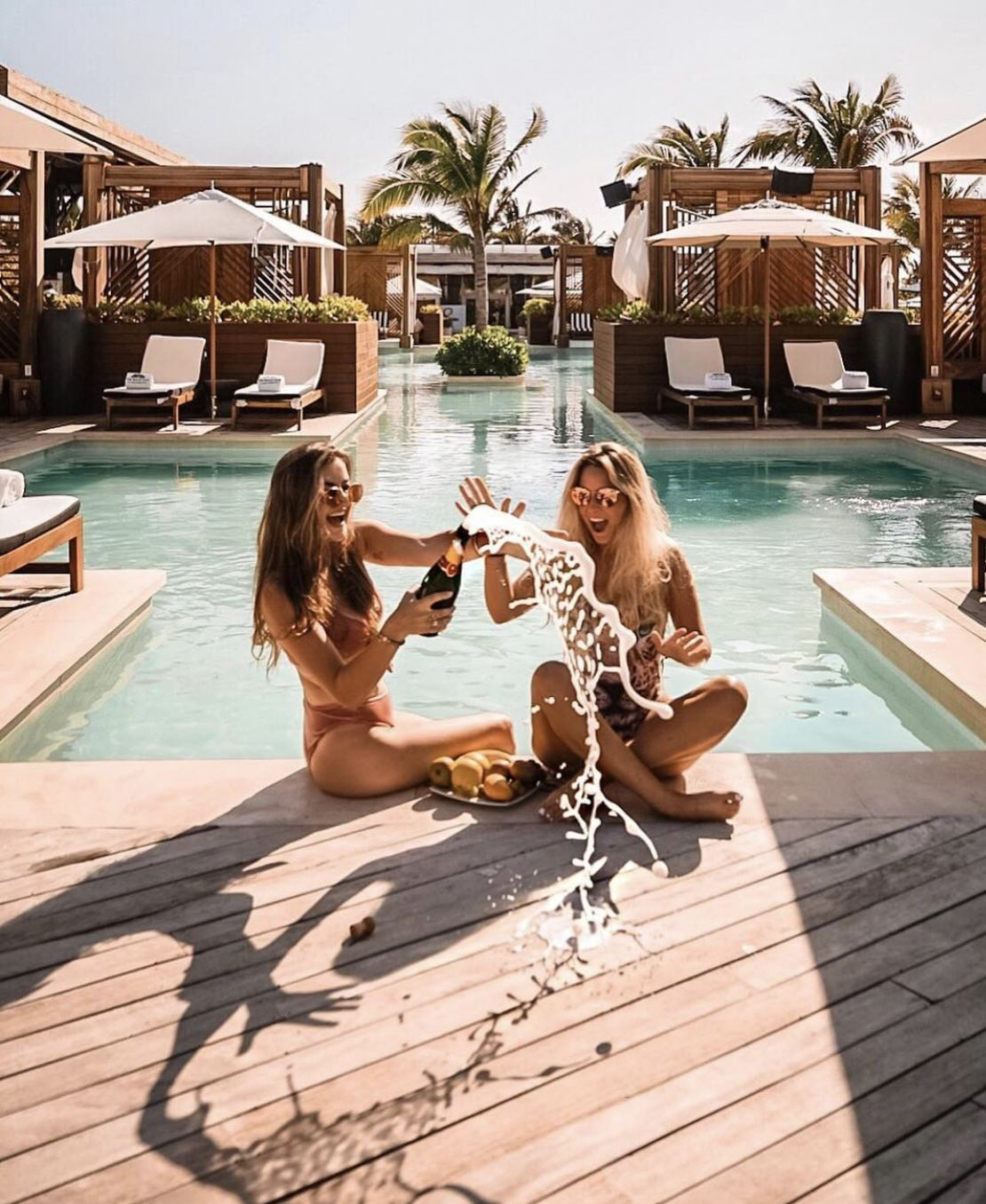 Champagne Holidays And Memories With Your Best Friend Share With