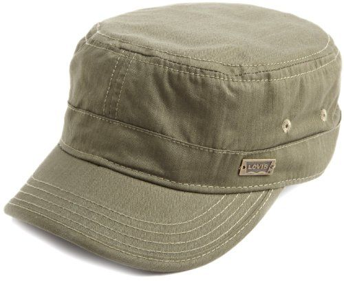 Levi s Men s Antique Twill Military Hat « Impulse Clothes  22fd42b3aa40