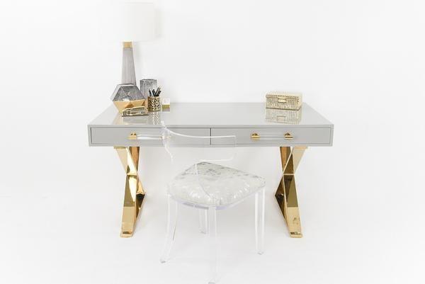 Cape Town Desk Modern Desk Home Office Decor Desk