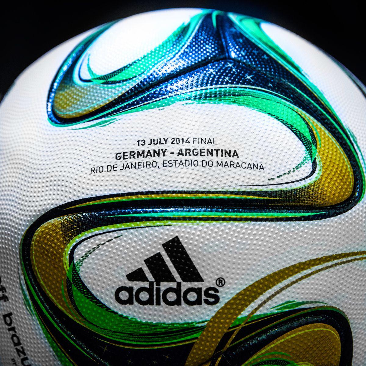 Fifa World Cup 2014 Brazil Final Ball Adidas World Cup Final World Cup Germany Vs