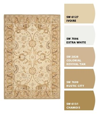 Paint colors from Chip It! by Sherwin-Williams- master bath
