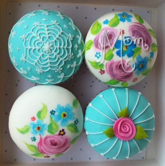 50 Affectionate Mother S Day Cupcake Ideas Christmas Ornament