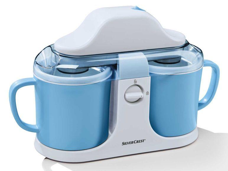 SILVERCREST® Duo-Eiscrememaschine SEMD 12 A1 1   Lidl   Pinterest