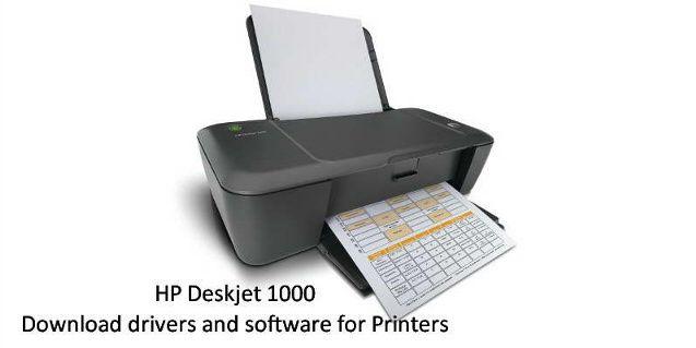 hp deskjet 1000 j110 series driver download mac