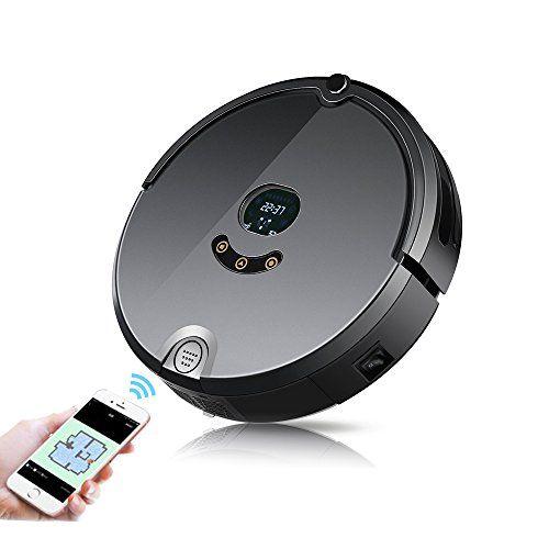 Get Offer GooDGo Robot Vacuum Sweeping Mop Cleaner, Smart
