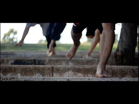 Barefoot Parkour: la ciudad a tus pies (literalmente)