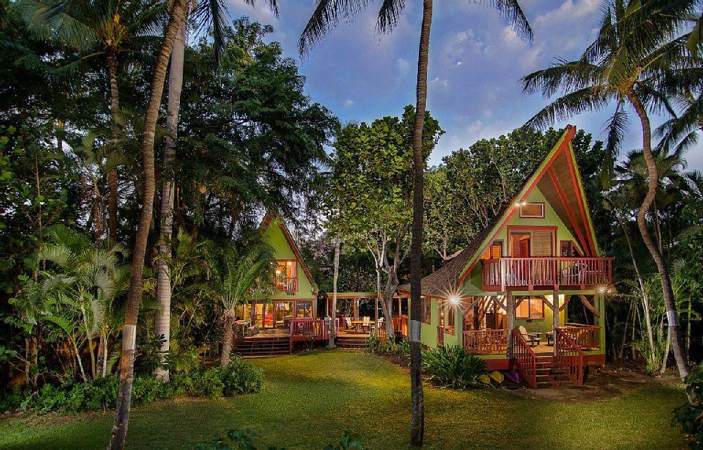 Lyric oceanfront property in arizona lyrics : Big Island Beachfront Polynesian Hideaway - VRBO | Mini House ...